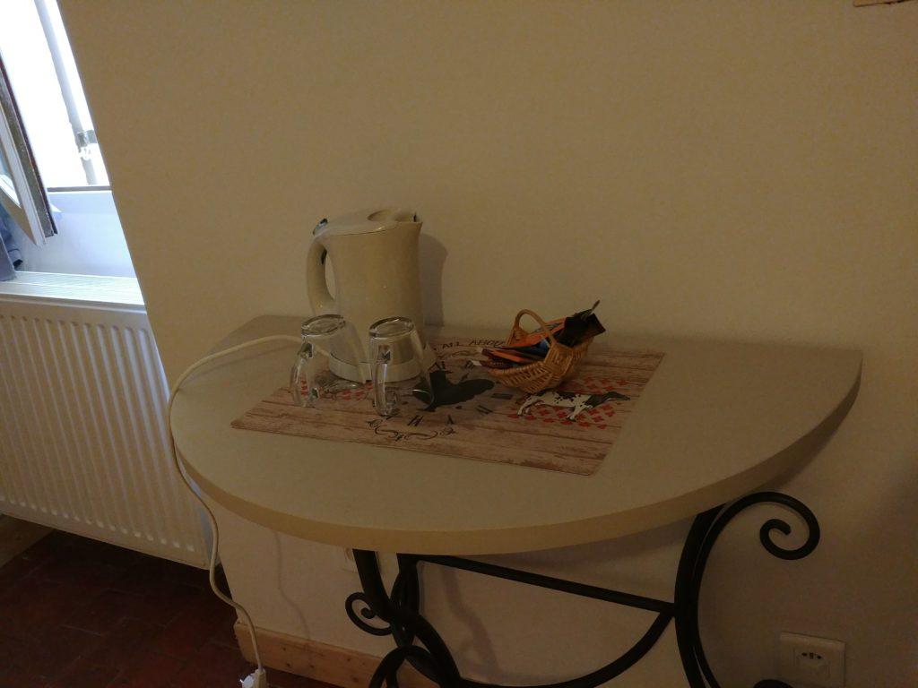 Gita Sault Ventoux bouilloire thé café