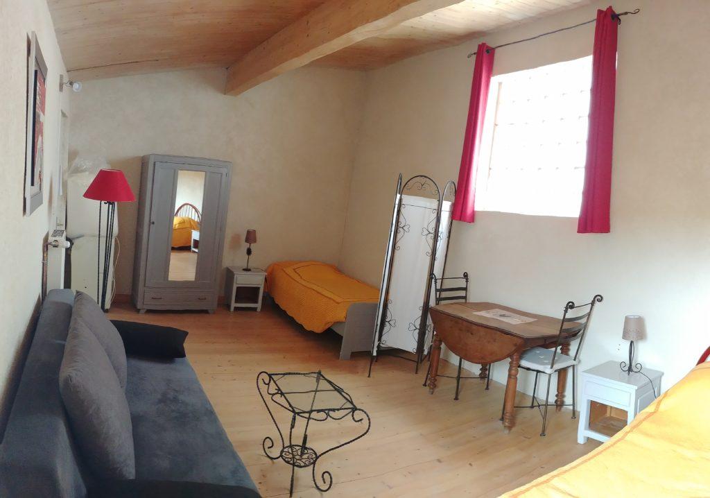 Chambre d'hôte Sault Provence Ventoux